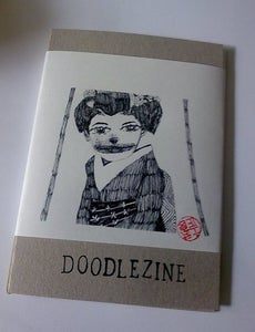 Image of Doodlezine Issue One