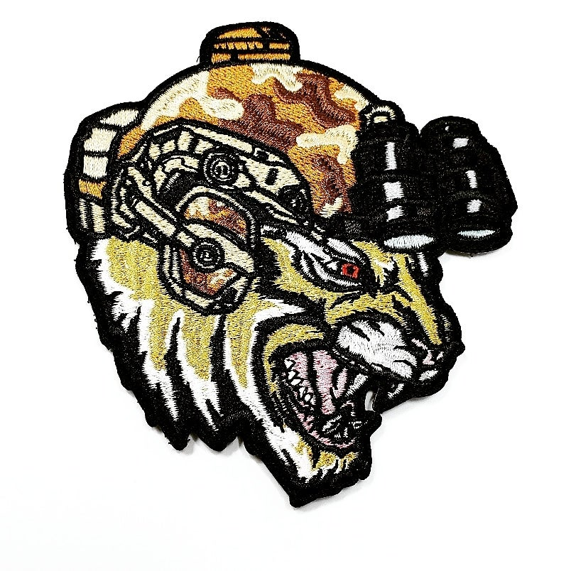 Image of GTW Golden Tiger