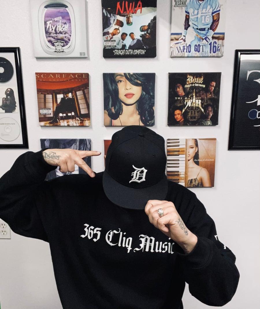 Image of 365 Cliq Crewneck Sweatshirt