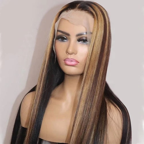 Image of Highlight lace front wig unit