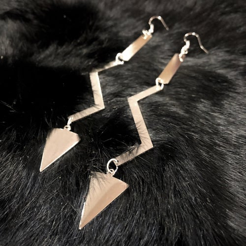 Image of Dancing Light Earrings