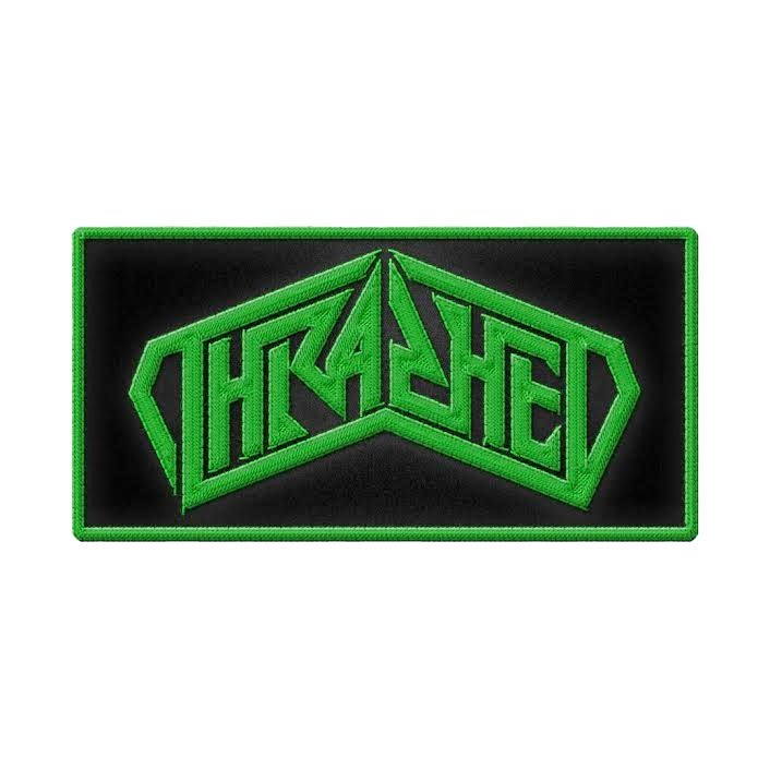 Image of THRASHED PATCH