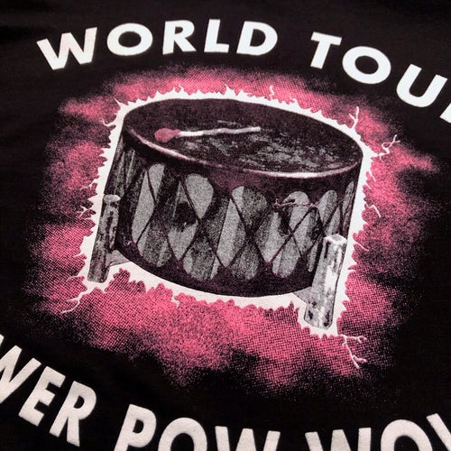 Image of World Tour Power Pow Wow Swoop Tee