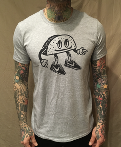 Image of GRAY TEE TACO DUDE