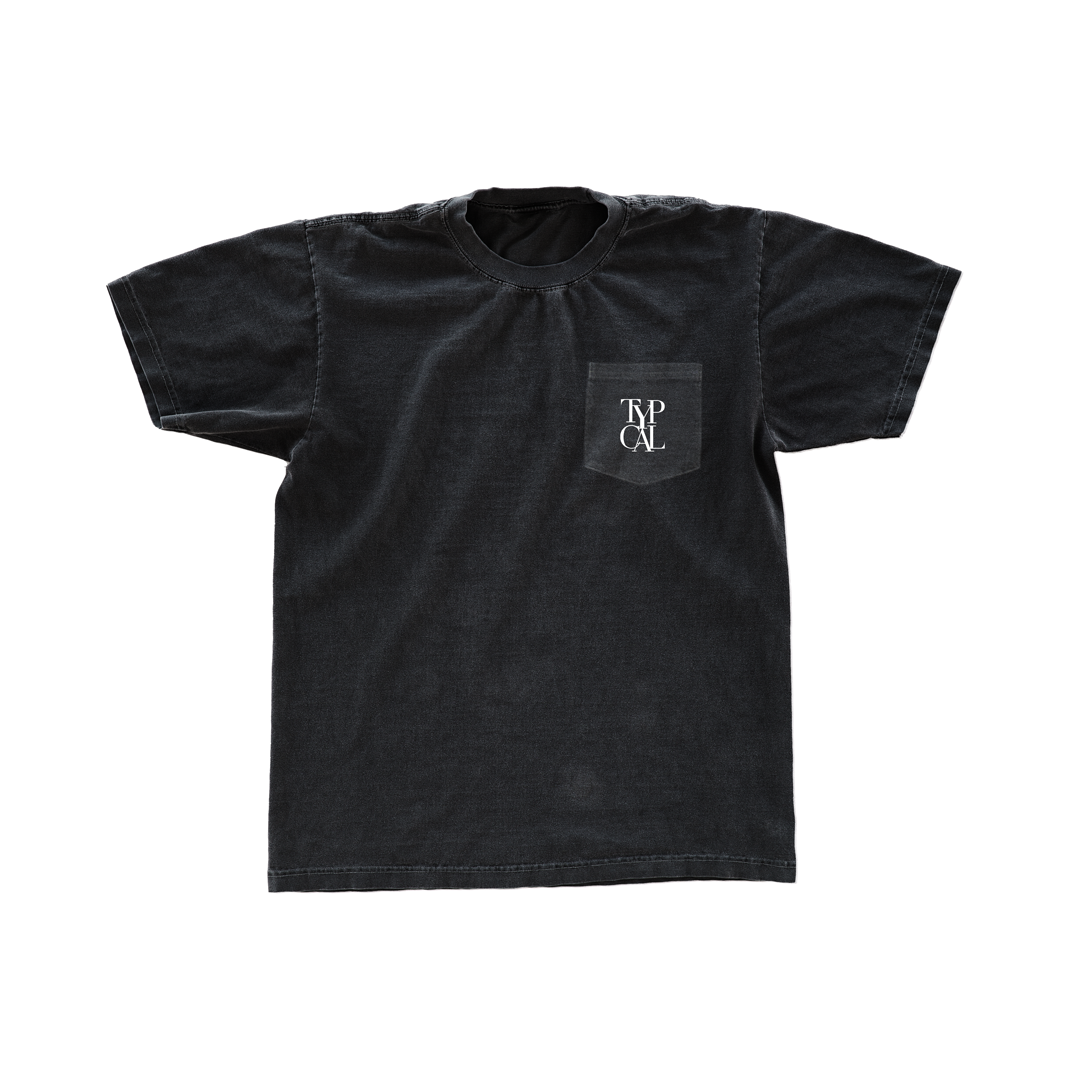 Image of DAP Pocket Tee (Pepper)