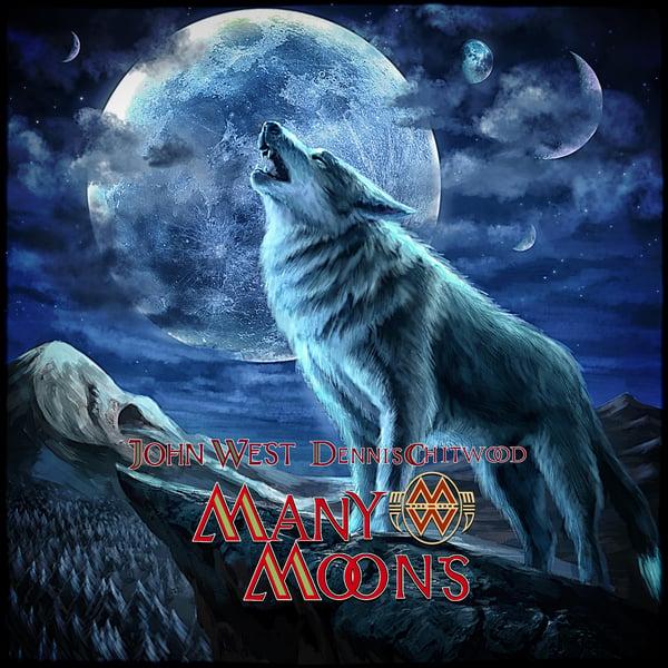 Image of MANY MOONS  - Many Moons