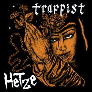 "Image of Hetze / Trappist - Split 7"""
