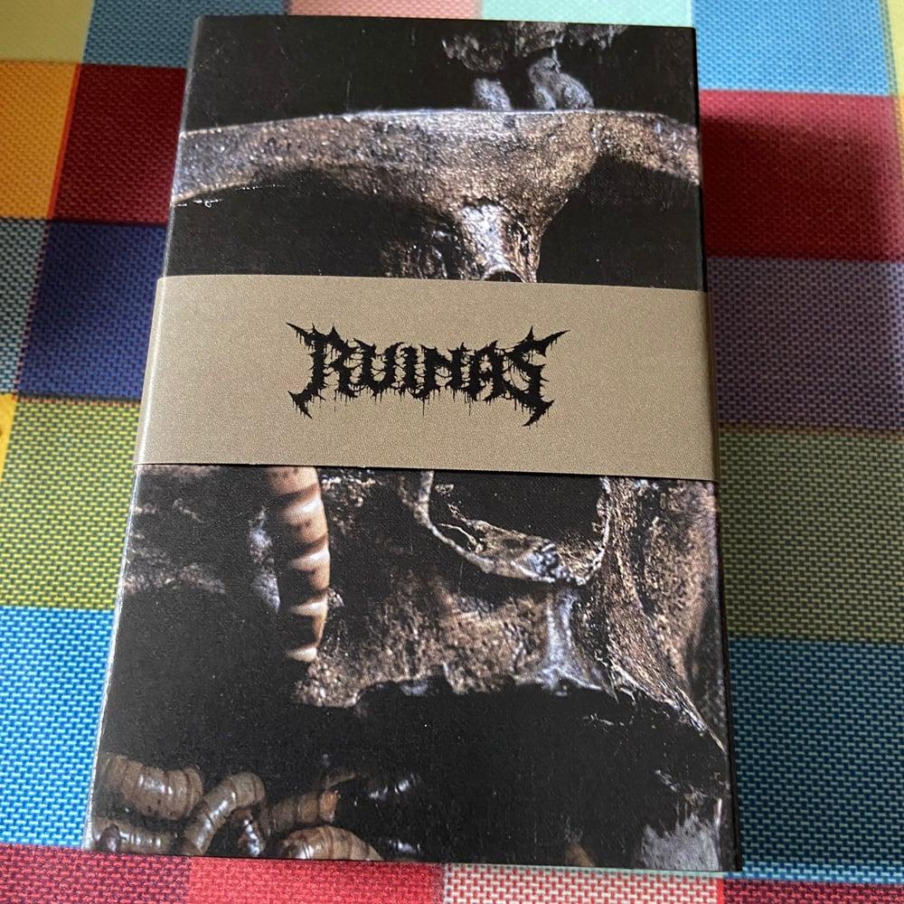 "Image of RUINAS ""Ikonoklasta"" Cassette"