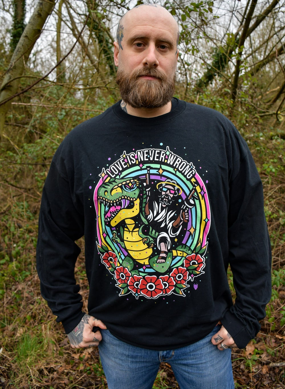 Love Is Never Wrong Long Sleeve