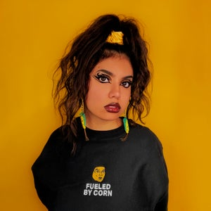 Image of Fueled By Corn Pullover