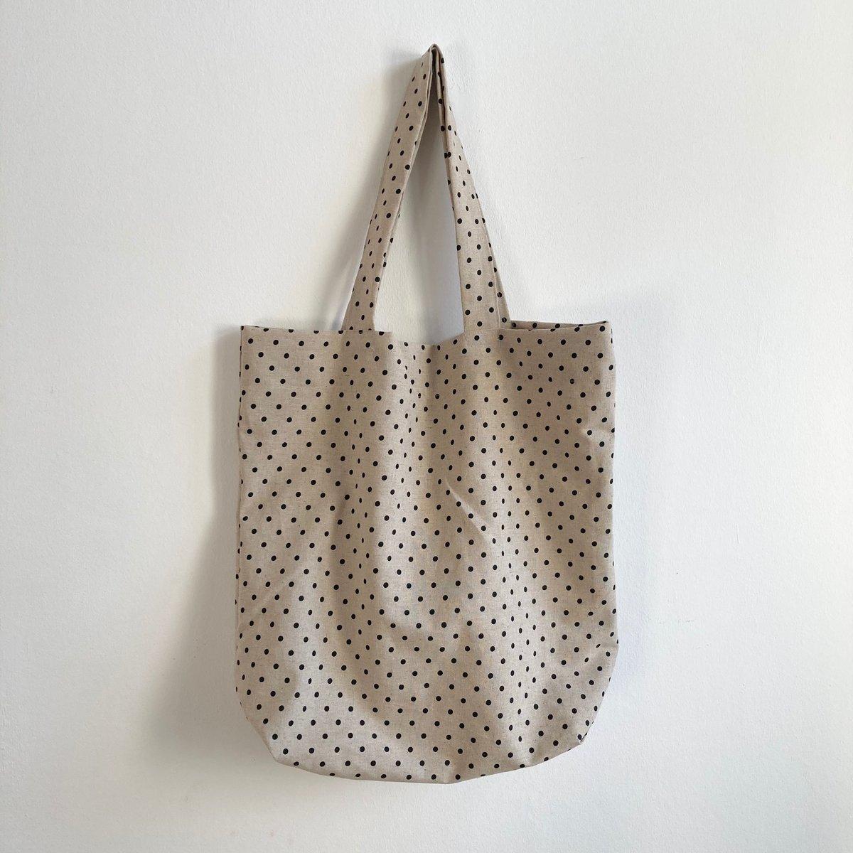 Shopper- Linen