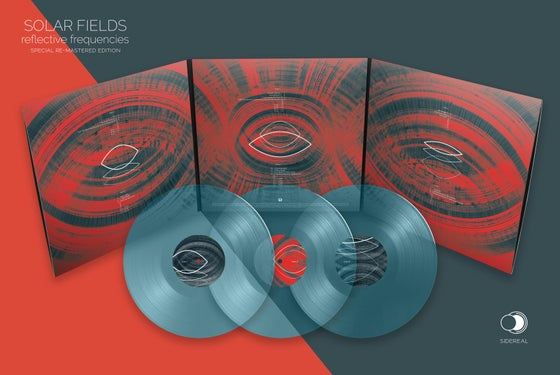 Image of Solar Fields 'Reflective Frequencies' Triple vinyl LP