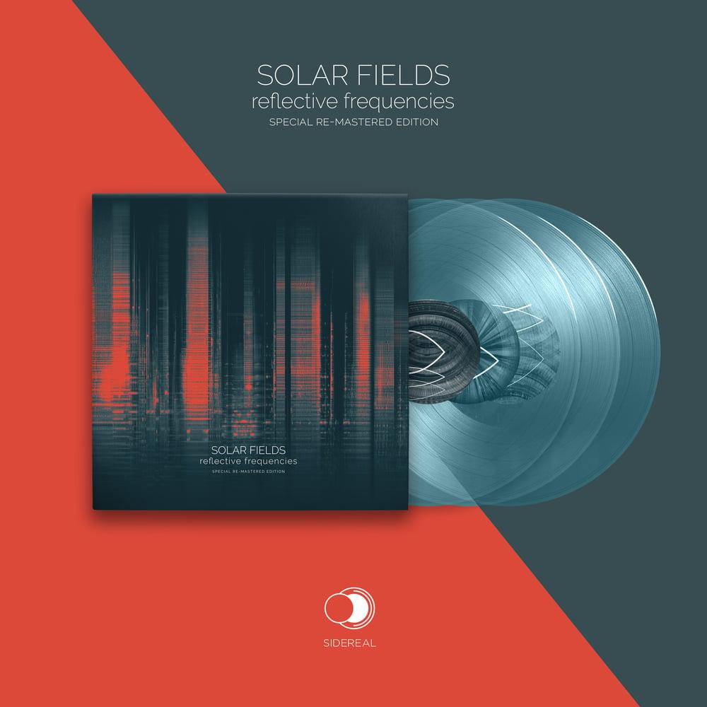 Image of Solar Fields 'Reflective Frequencies' Triple vinyl LP