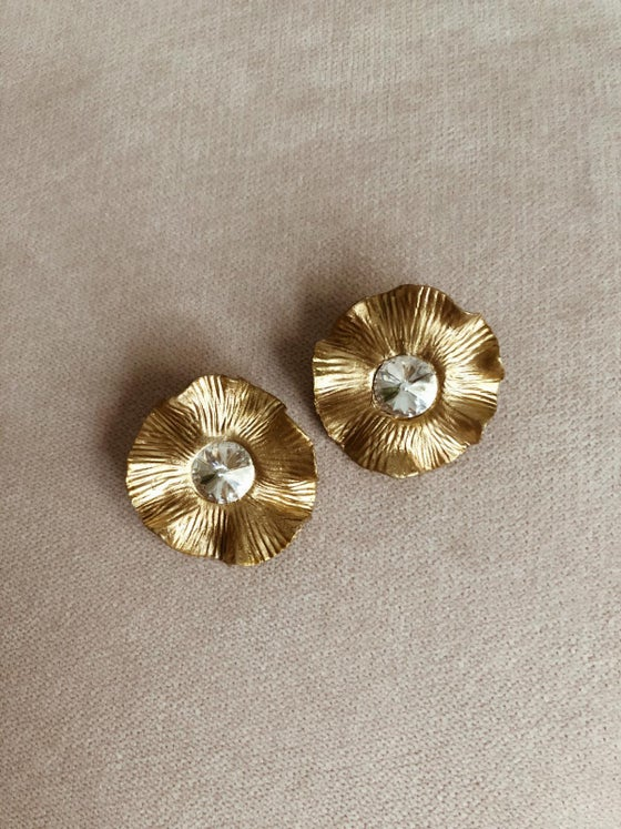 Image of Pendientes BELL Cristal