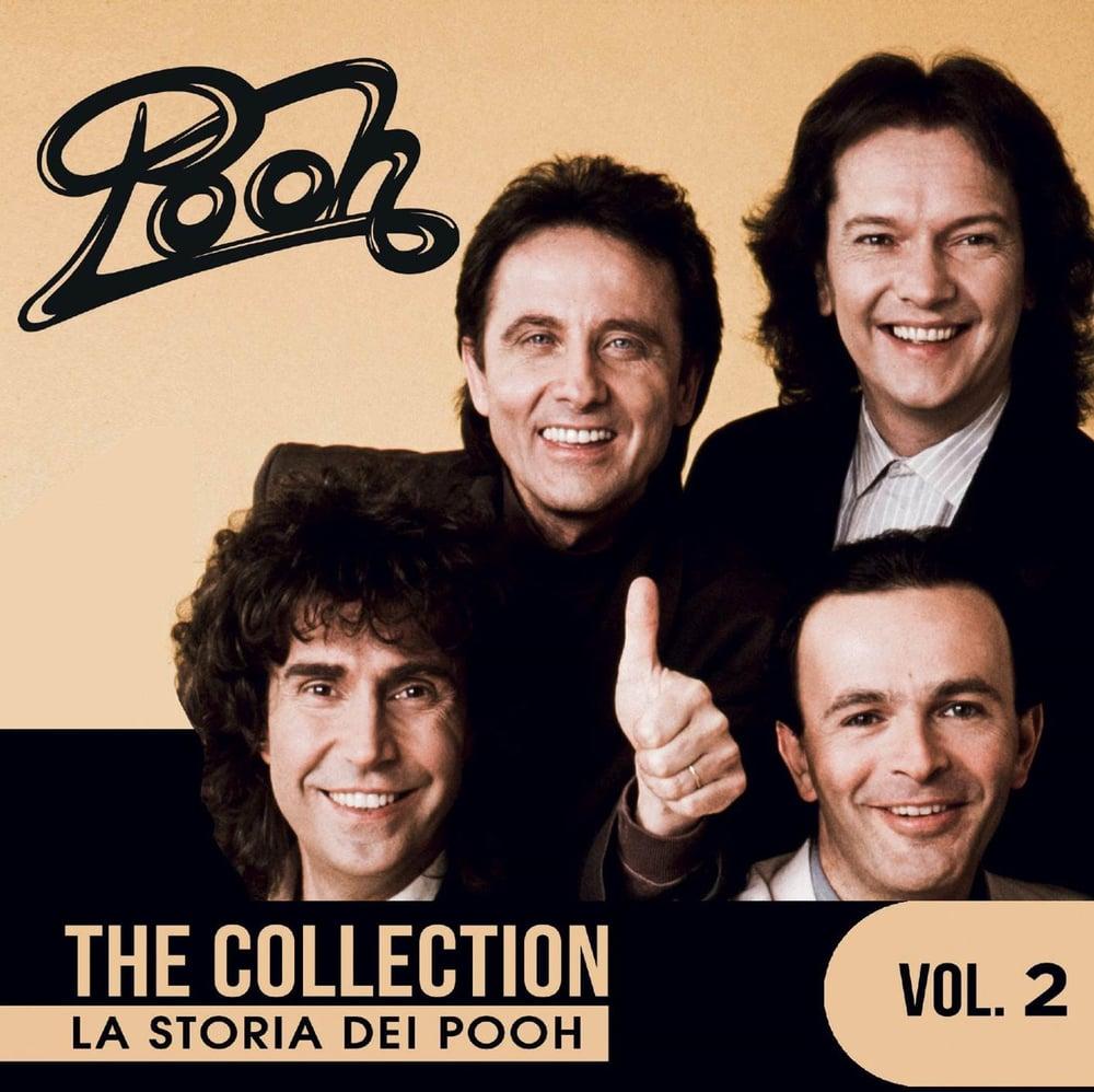 ATL1209-2 // POOH - THE COLLECTION : LA STORIA DEI POOH VOL.2 (CD COMPILATION)