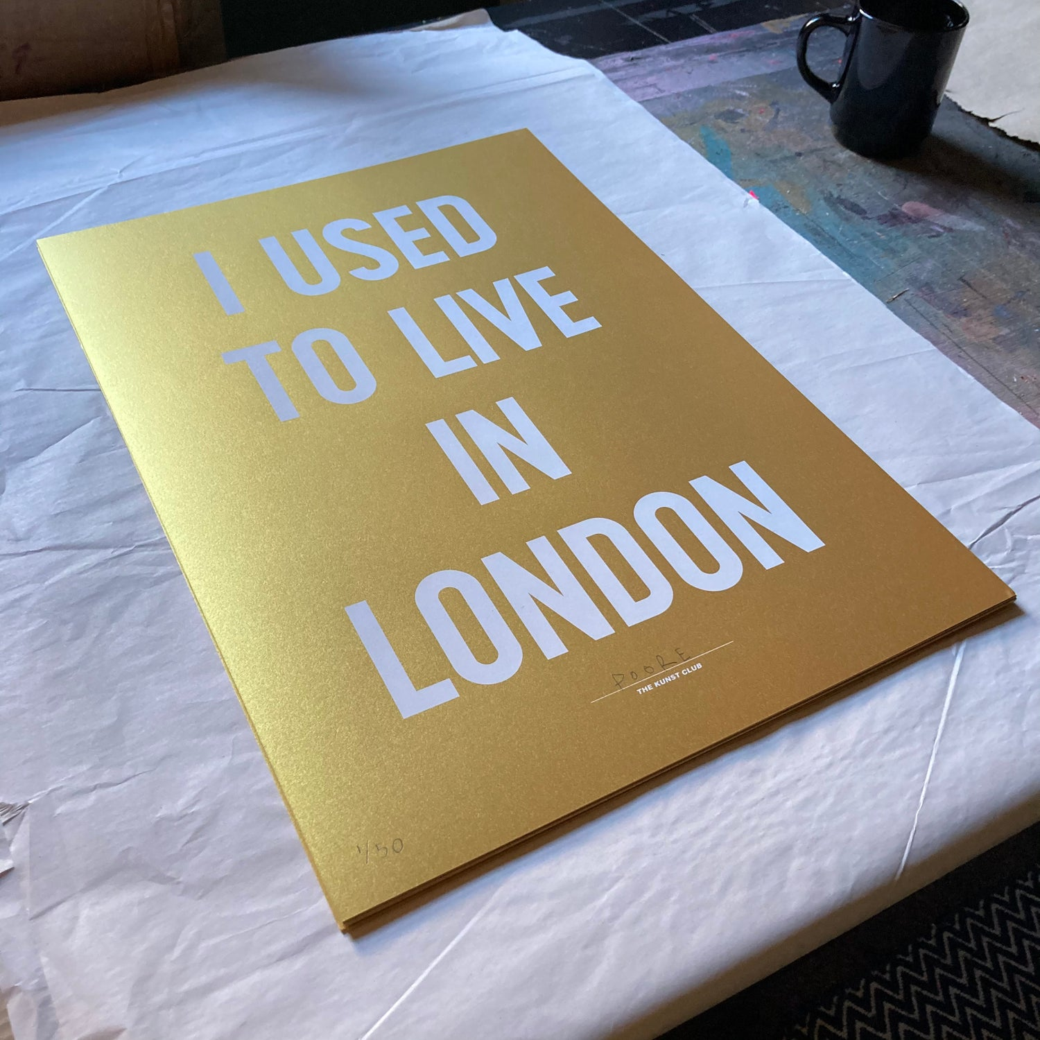 Image of I used to live in London