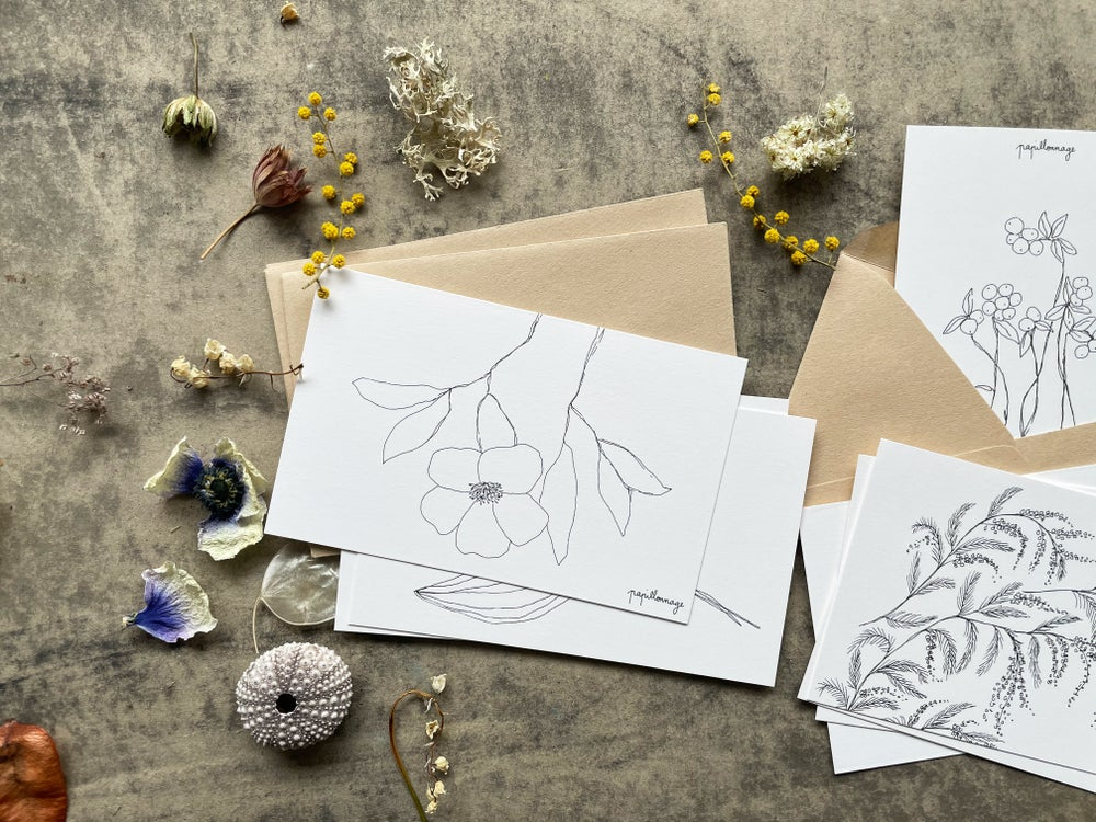 Image of Petites cartes