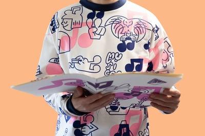 Image of LA MUSICA sweater