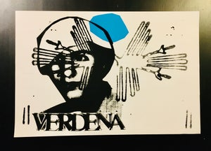 Image of Verdena - WOW (con Poster)