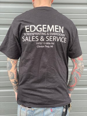 Edgemen Sales & Service Pocket Tee