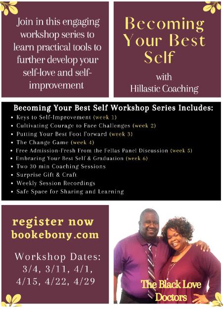 Image of Becoming Your Best Self 6 Week Workshop