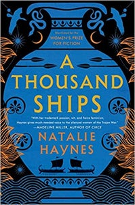 Image of Natalie Haynes -- <em>A Thousand Ships</em> -- Inky Phoenix
