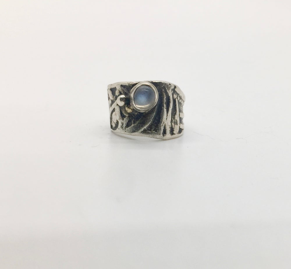 Image of Silver Woods in Moonlight Ring