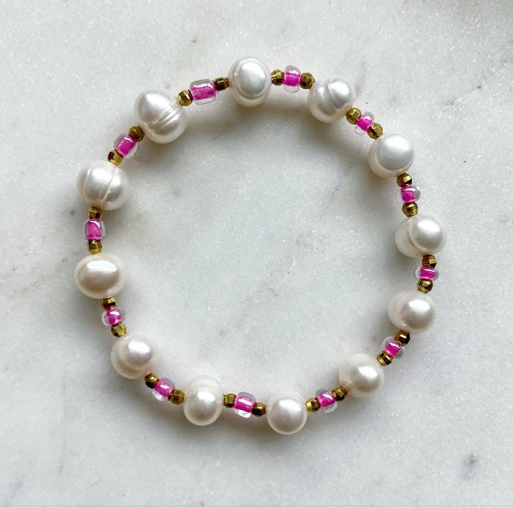 Image of Sweet Pearl Bracelet