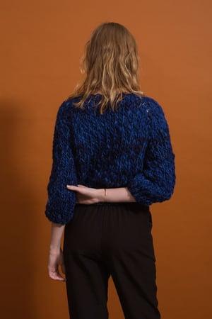 Image of Knitting Pattern - Kingston Sweater