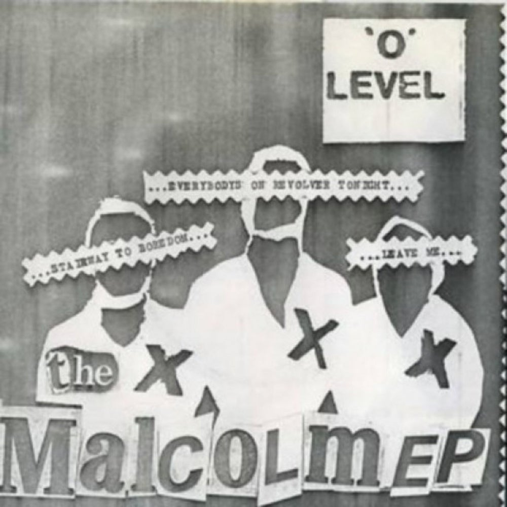 Image of 'O' LEVEL - Malcolm 7""