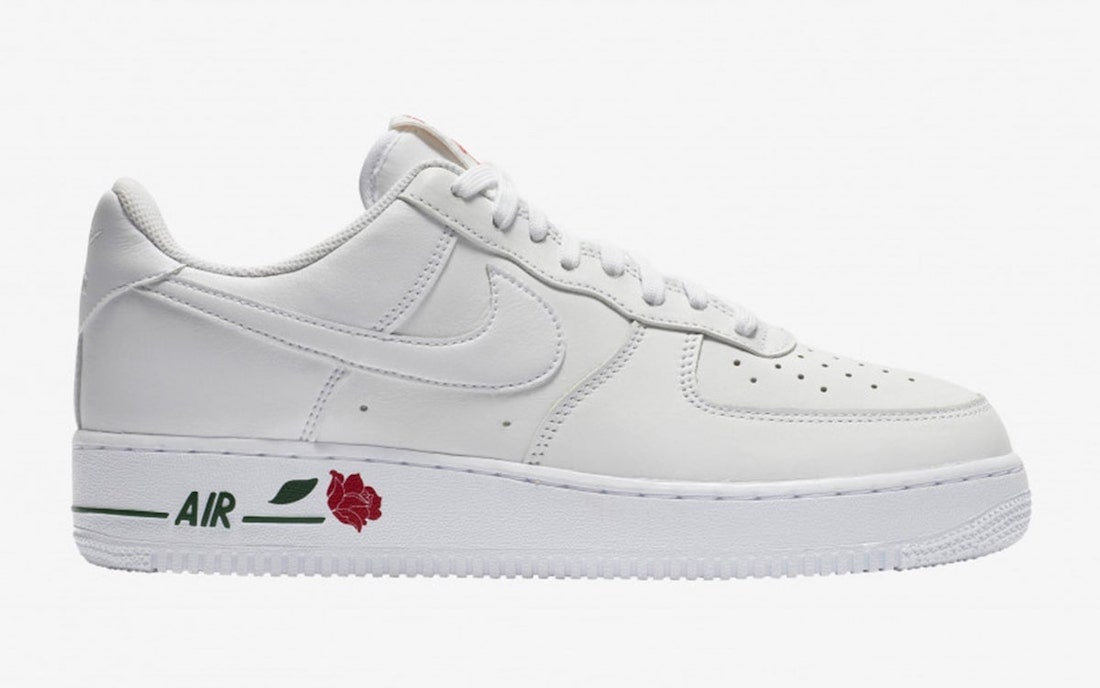 "Image of Nike Air Force 1 Low ""White Rose"""