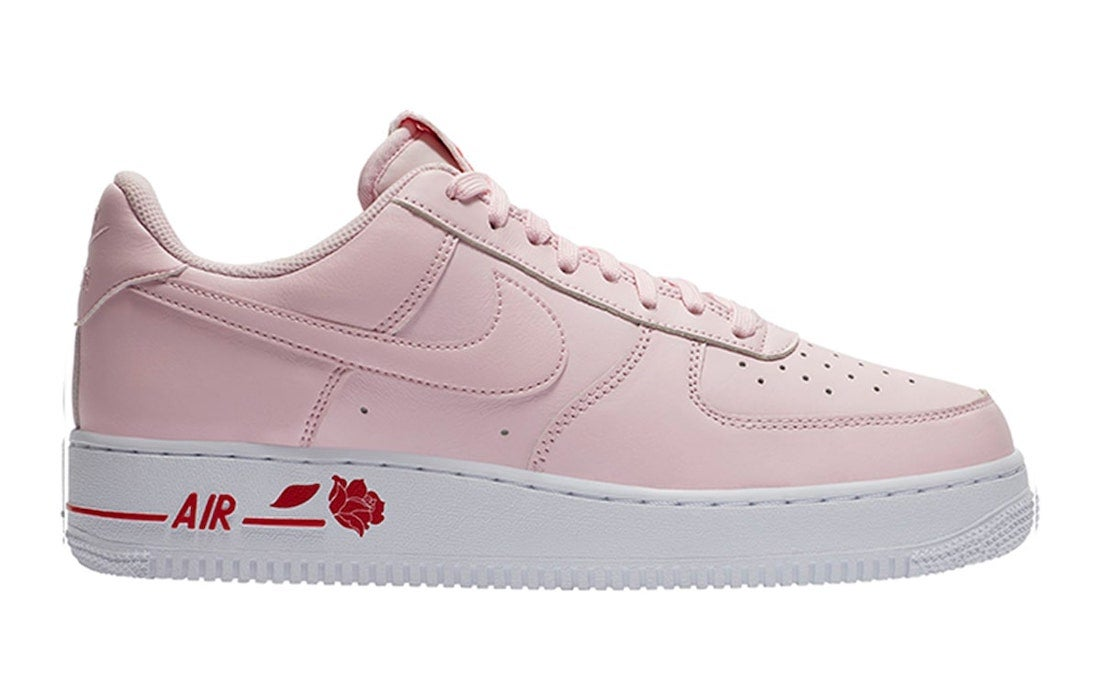 "Image of Nike Air Force 1 Low ""Pink Rose"""