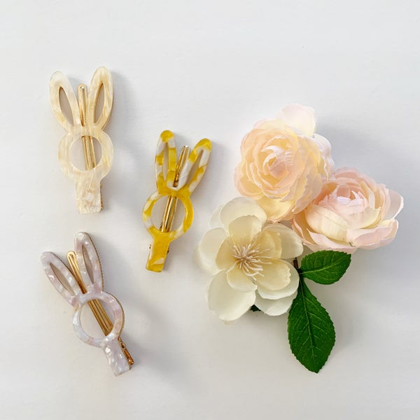 Image of Acetate Bunny Clip