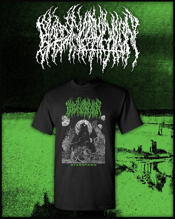 Image of Starspawn Short Sleeve Shoggoth Kinetics Shirt