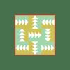 Electrify Mini Quilt Pattern - PDF Download