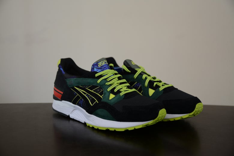 Image of Whiz Limited x mita sneakers x ASICS Gel Lyte V Recognize