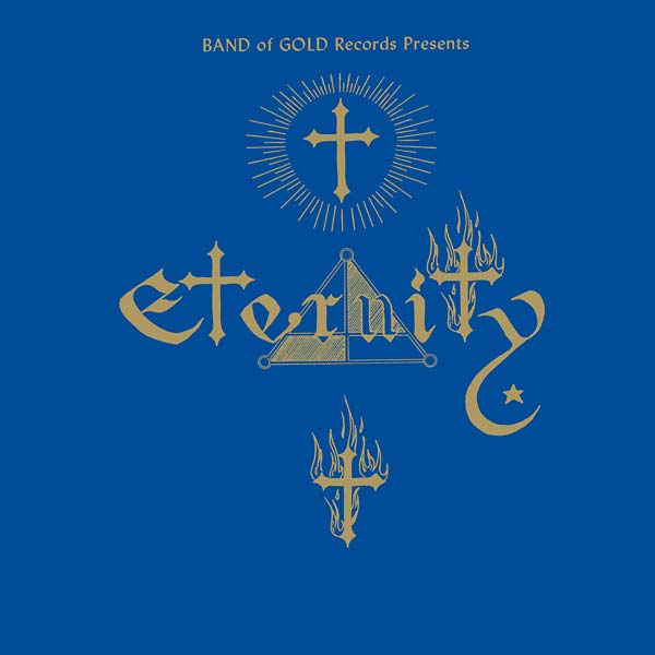 Image of ETERNITY - 'Self-titled' LP (GKL002) ALL EDITIONS