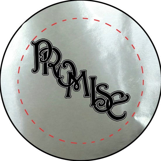 Image of [LAST THREE!!] PROMISE - 'Self-titled' BUTTON PACKS