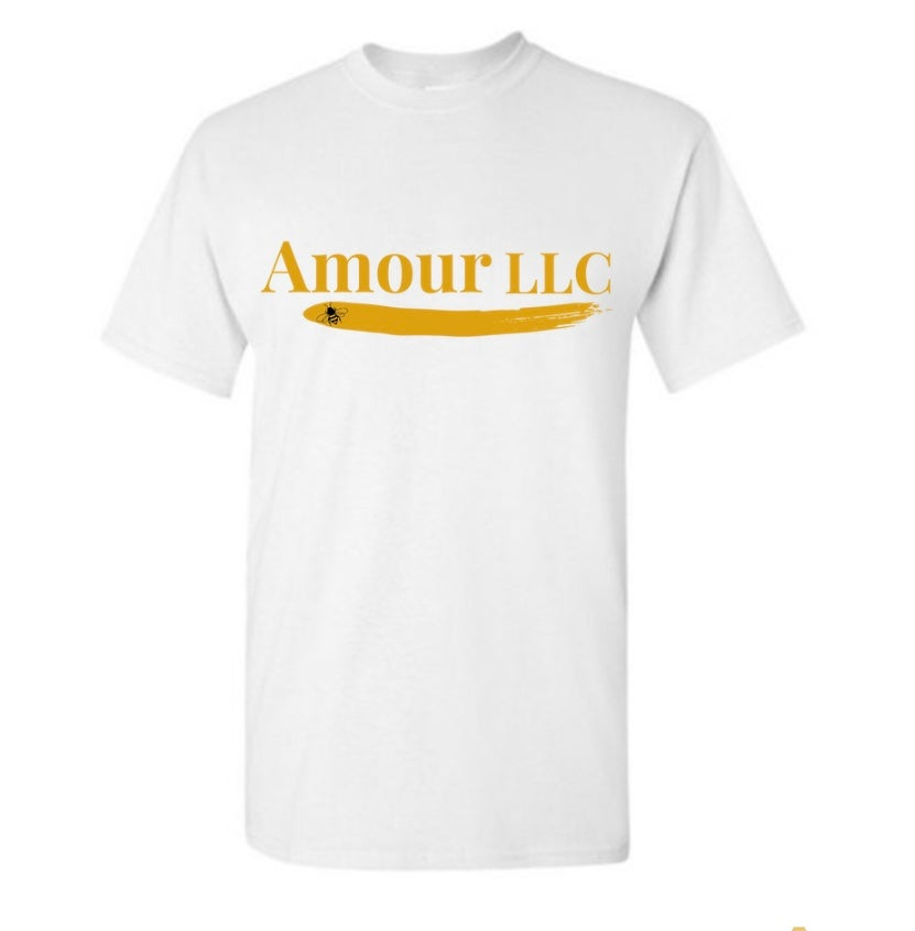 Amour Tshirt Official Logo