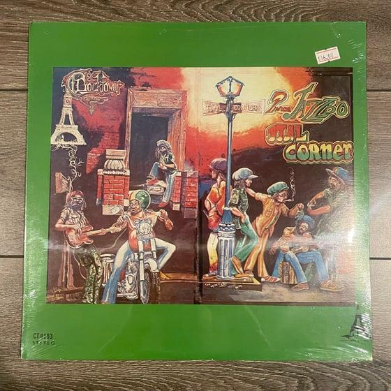 Image of Prince Jazzbo - Ital Corner Vinyl LP