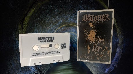 Image of Disrotter - Plague