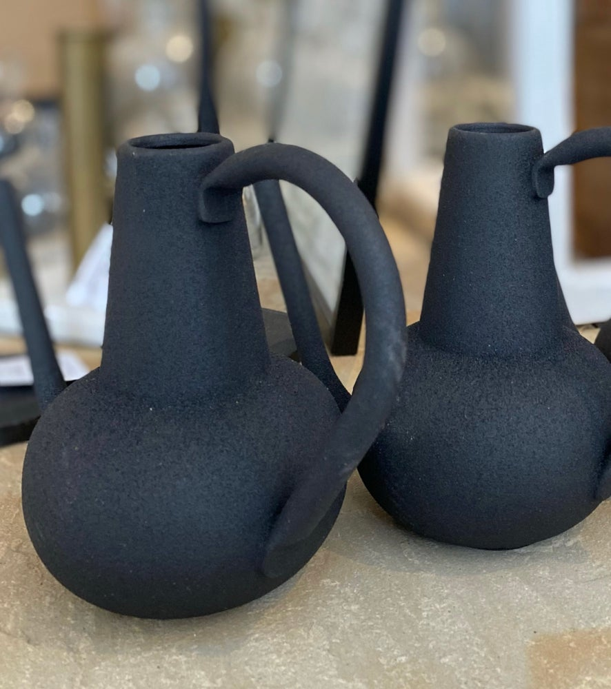 Image of MATT BLACK WATERING CAN
