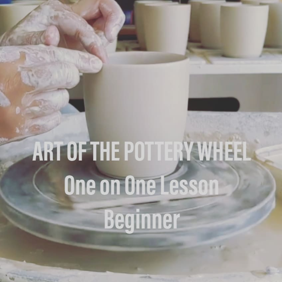 Image of Art of the Pottery Wheel- Beginner Saturday