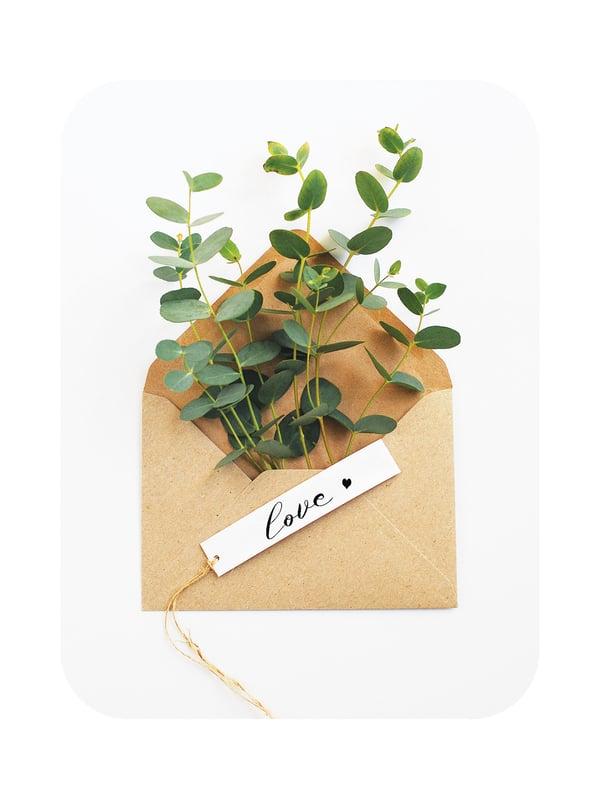 "Image of Carte postale ""GREEN CARD"""