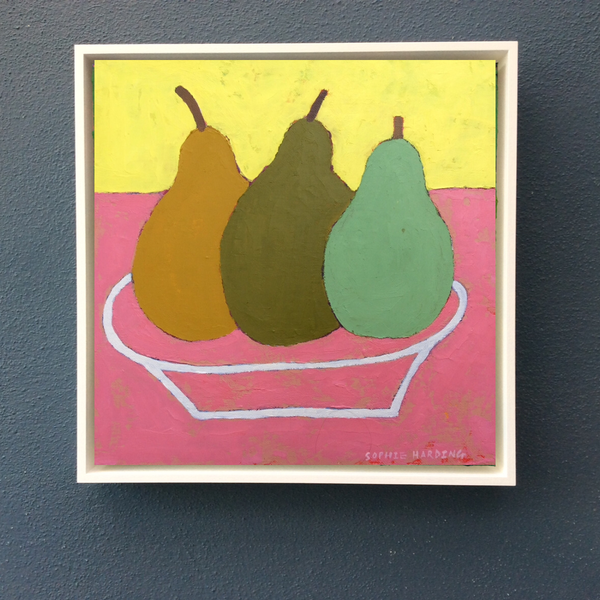 Image of Three Pears