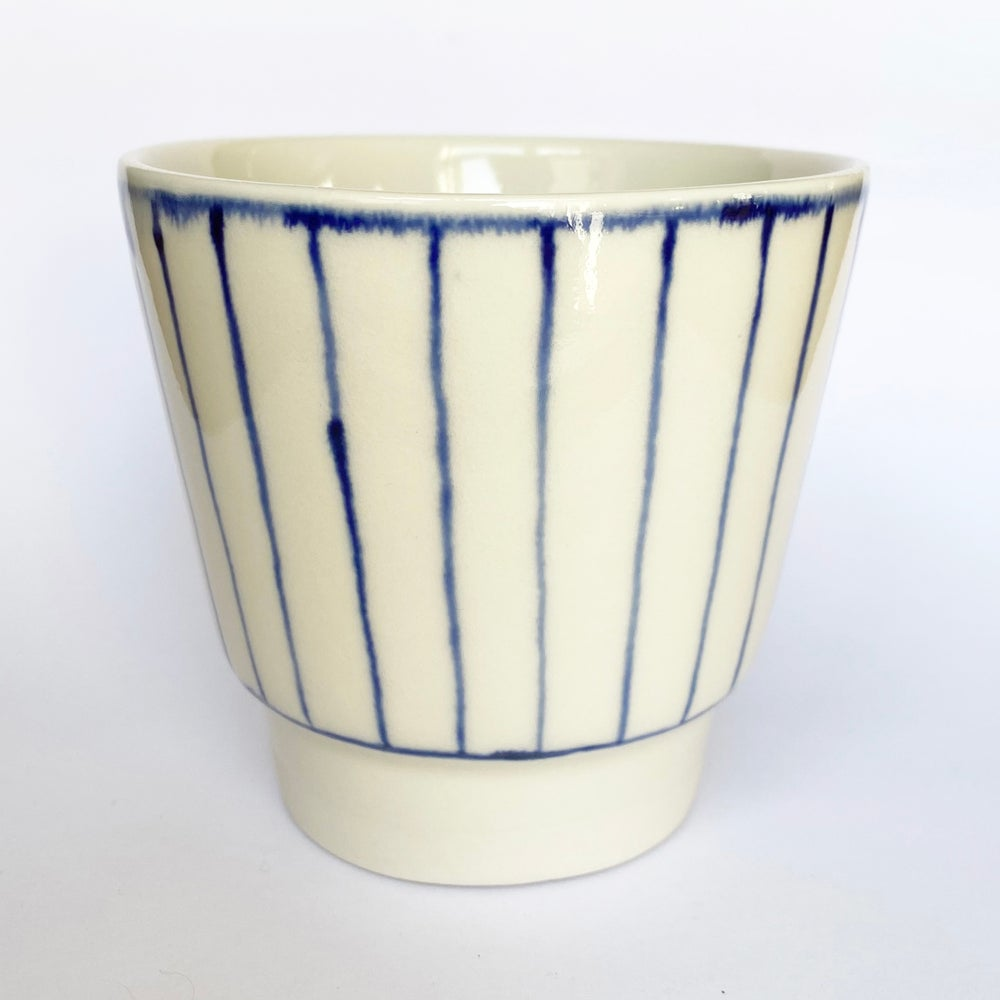 Image of Blue cup 96