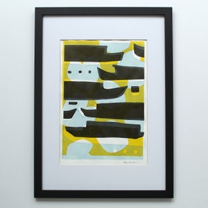 Image of Canal Boats A3