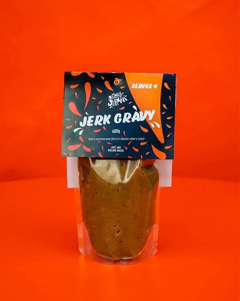 Image of JERK GRAVY