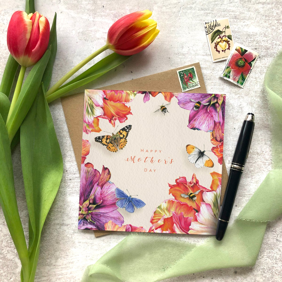 Image of Happy Mother's Day Greeting Card