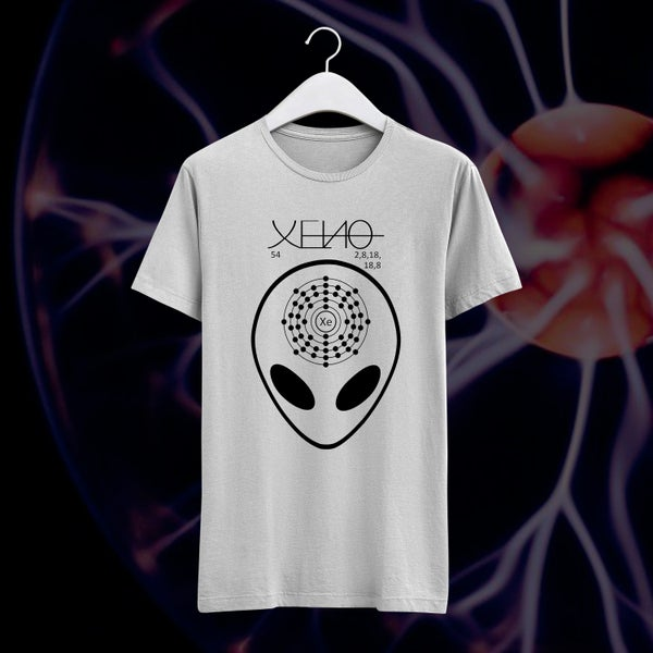 "Image of XENO ""ALIEN"" T-SHIRT"